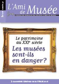 FFSAM - les musées sont-ils en danger